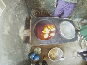 Waluka Energy-Efficient-Cooking Stove